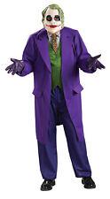 The Joker Deluxe Adult Mens Costume Batman Dark Knight Heath Ledger Halloween