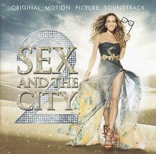 Sex and the City-2010-Original Movie Soundtrack CD
