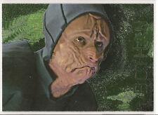 Star Trek Voyager Season 2 Trading Cards Xenobio Sketches Chase Card 191