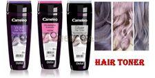 DELIA VIOLET SILVER PINK HAIR TONER RINSE Grey White Platinum Blond 200ml