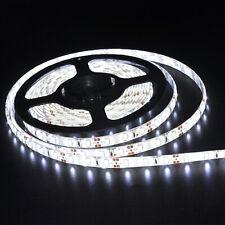 5M 3528 5050 5630 Day White 300 LED Strip Light Waterproof Flexible 12V Party
