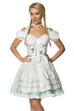 Oktoberfest donna grembiule verde menta bavasere travestimento dirndl uy 70023