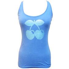 OFFICIAL Pacha Ibiza: Glitter Cherry Tone Logo Women's Tank top Vest RRP £40.00