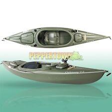 Pelican Getaway 116 Kayak Fisherman Rod Holders Backrest Water Fishing River