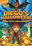 Go, Diego, Go - Diegos Halloween (DVD, 2008, Canadian)