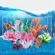 Aquarium Ornaments Fish Tank Decoration Artificial Resin Colourful Rockery Coral