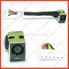 DC JACK POWER PJ156 HP COMPAQ CQ510, CQ511 (Con Cable)