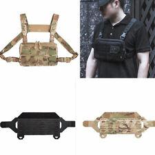 Airsoft Vest Modular Chest Rig MPCS MOLLE Tactical Bag For Tactical JPC2.0 Vest