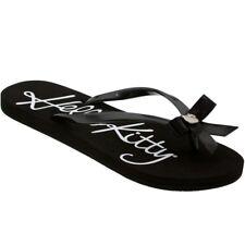 $37 Hello Kitty shoes Womens Pauline (black) Fashion slipper sandals