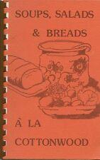 Englewood Colorado Cookbook - Cottonwood Creek Elementary School 1981