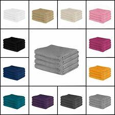 100% Egyptian Cotton Wilsford 4pk Bath Sheet Sets Super Soft & Absorbent 500GSM