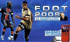 - la saison foot de thierry roland - 2009 tres bon etat