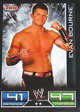 Slam Attax  #123 Evan Bourne