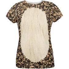 Halloween Hedgehog Costume All Over Womens T Shirt