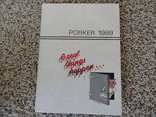 1989 Arkansas High School Yearbook from Texarkana Arkansas
