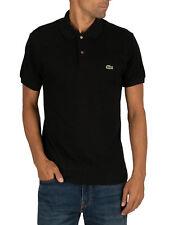 Lacoste Men's Poloshirt, Black