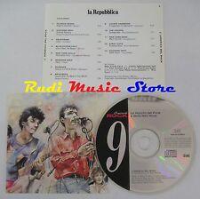 CD L'AMERICA DEL ROCK 9 CRAMPS STRAY CATS RAMONES TALKING HEADS NO lp mc(C11**)