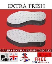 Botas De Zapatos Plantillas Confort Extra Fresco Acolchado inserciones suaves Calzado Confort