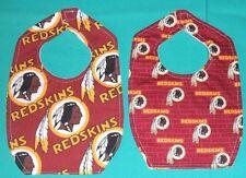 NEW BABY CHILD BIB WASHINGTON REDSKINS  FOOTBALL NFL / SHIPPING DISCOUNTS