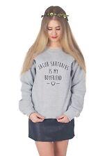 Jacob Sartorius es mi novio Sweater Top Puente Sudadera Moda fangirl