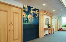 3D Sky Aircraft Sculpture Wall Paper Wall Print Decal Wall AJ WALLPAPER CA