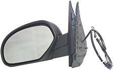 Door Mirror fits 2007-2013 GMC Yukon XL 2500 Yukon,Yukon XL 1500 Sierra 1500  DO