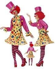 Women's Carnival Costume Clown Wedding dress Clown PS 12217