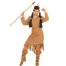 India Traje Cheyenne Disfraz de india mujer indianerinnenkostüm Pocahontas