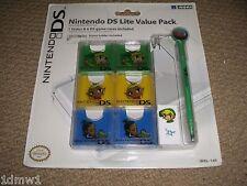 Los casos de tarjeta de juego de Nintendo DS Lite STLYUS Zelda Link! nuevo!