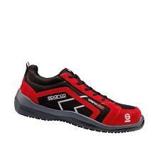 SPARCO RED URBAN Evo S3 39-48 Schuhe Sicherheitsschuhe Arbeitsschuhe Racing Mode