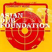 Asian Dub Foundation - Community Music (2000) CD Album