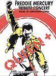 Queen: The Freddie Mercury Tribute Concert Axl Rose Slash Elton David Bowie DVD