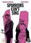 SPARROWS CAN'T SING (1963 Barbara Windsor) - DVD - REGION 2 UK