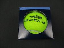 2015 US Open Match-Used Men's and Women's Tennis Balls - USTA Serves