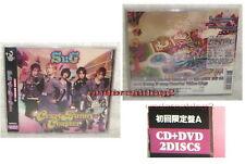 Japan SuG Crazy Bunny Coaster Taiwan Ltd CD+DVD (Ver.A)