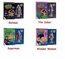 Bathtime Slime Baff with Bendable Figure, The Joker Batman Wonder Woman Superman
