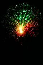 Dekoleuchte - LED Dekorleuchte-Farbwechsler-Lavalampe-Laser-Light - Sockel-pink