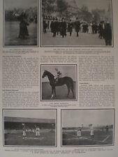Photo article Alice Kennion wins British Ladies Golf championsip Burnham 1906