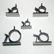 selbstklebende Kabelhalter von Ø 7,9-25,4mm Kabelclips Kabelschellen Kabelhalter