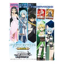 Weiss Schwarz Sword Art Online II Re:Edit Cards SAO/S47-E001-E119