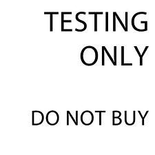 test item do not buy MG11;;