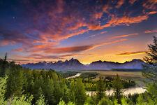 531V -Himmel Wolken Sonne VLIES Fototapete-DRAMATISCHER SONNENUNTERGANG-