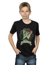 DC Comics Garçon Poison Ivy All I want Is A Kiss T-Shirt