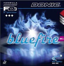 Donic bluefire M1/M2/M3 1,8/2,0/Max mm    Schw/Rot
