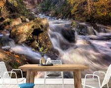 Steep Spring Water 3D Full Wall Mural Photo Wallpaper Printing Home Kids Decor