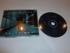 FAITHLESS - Salva Mea - Scarce 1996 UK 5-track CD single