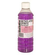 Methylated Spirit 250ml 500ml