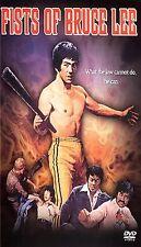 Fists of Bruce Lee, New DVD, Lo Lieh, Bruce Li, Ho Chung Tao