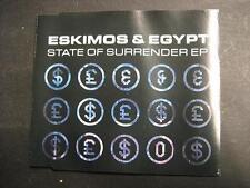 "ESKIMOS & EGYPT ""STATE OF SURRENDER EP"" - MAXI CD"