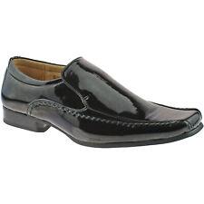 hommes Goor élégant Chaussures vernies pointure UK 6 - 12 habillé mariage